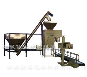GMP认证的硫酸铵包装机