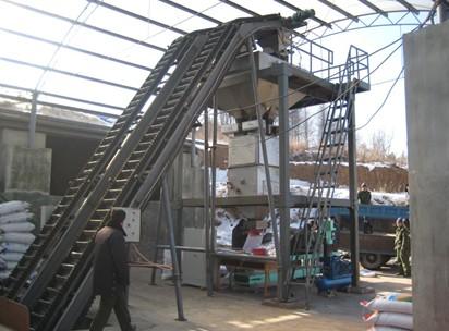时产15吨BB肥设备