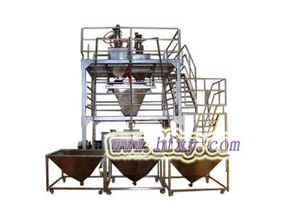 全密封水溶肥生产线