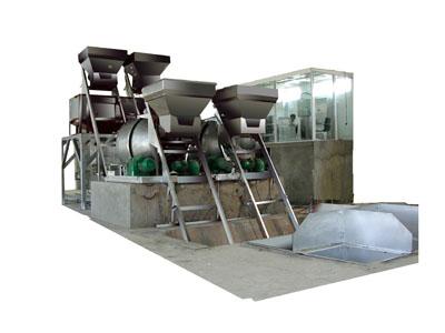 BB肥生产线-肥料包装设备